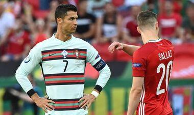Венгрия – Португалия. Текстовая трансляция матча