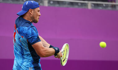 Марченко завершил борьбу на престижном турнире ATP в Лондоне