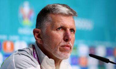 Тренер збірної Чехії: «Важливо було пережити тиск шотландців на початку»