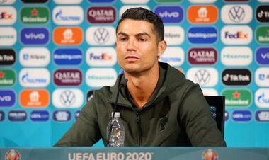ВІДЕО. Роналду «підставив» одного з топ-спонсорів Євро-2020