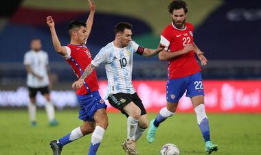Аргентина – Чилі – 1:1. Відео голів та огляд матчу