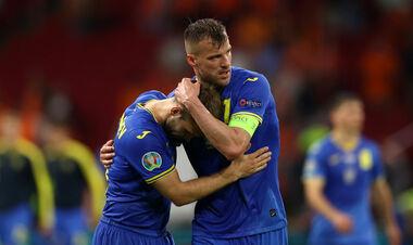 Ярмоленко догнал Шевченко по количеству результативных действий за сборную