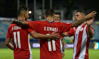 Парагвай – Боливия – 3:1. Видео голов и обзор матча