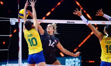 Волейболистки США продолжают победно выступать в Лиге Наций