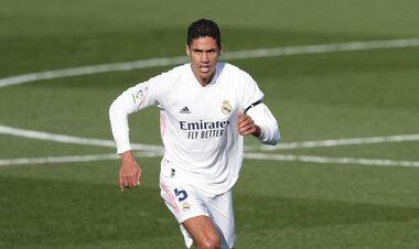 Варан решил не продлевать контракт с Реалом