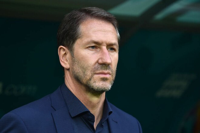 Тренер Австрии: «Я доволен игрой, мы заслужили победу»