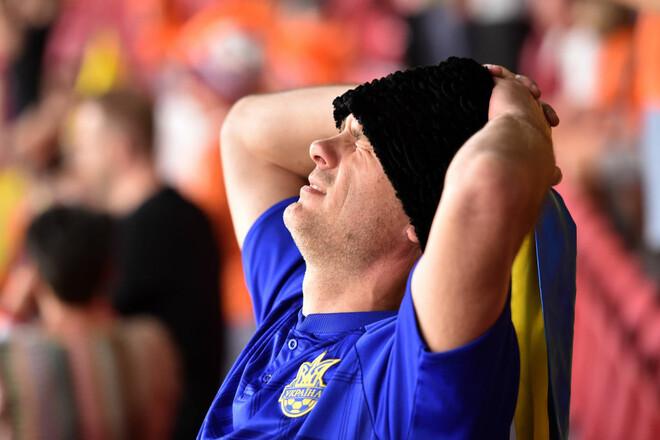 Евгений ЛЕВЧЕНКО: «Со сборной Нидерландов можно было играть»