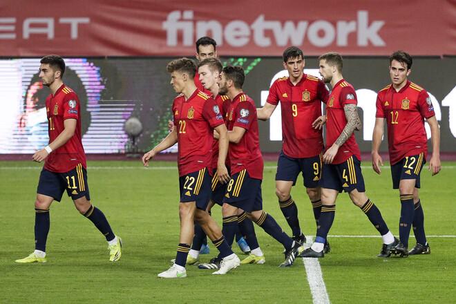 Де дивитися онлайн матч Євро-2020 Іспанія - Швеція
