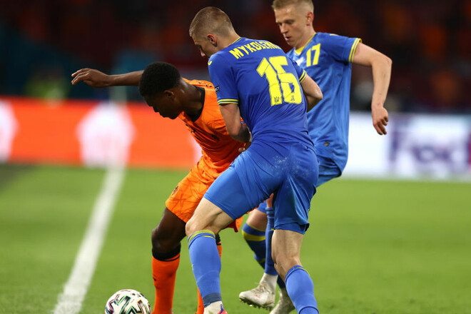 В'ячеслав ЗАХОВАЙЛО: «Матч був програний в зоні Миколенко-Марлос-Зінченко»
