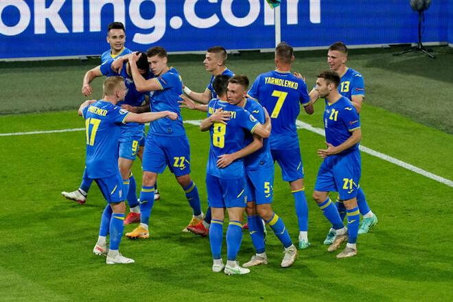 ФОТО. Україна — 15-а серед команд Євро-2020 за підписниками в Instagram