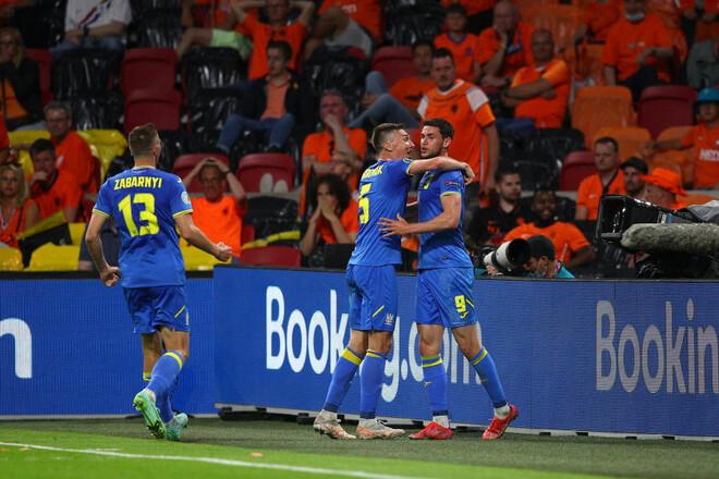 Второй тайм матча в Амстердаме стал одним из самых результативных в истории