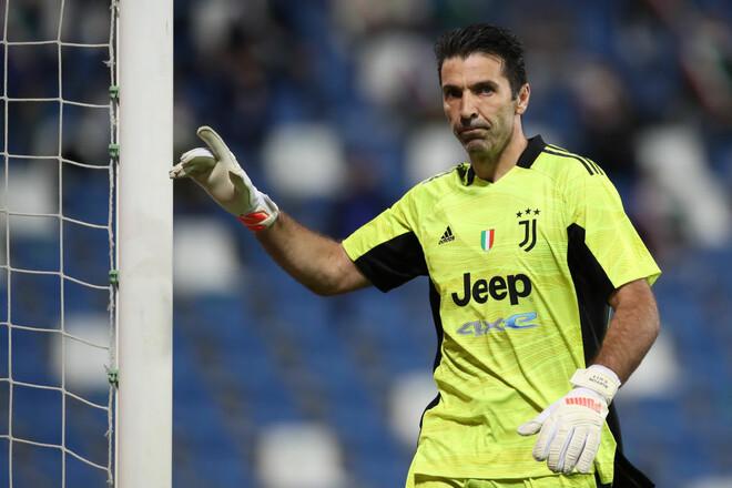 Буде грати в Серії B. Буффон підпише контракт з Пармою до 2023 року