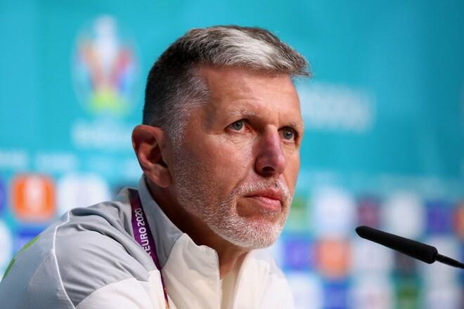 Тренер сборной Чехии: «Важно было пережить давление шотландцев в начале»