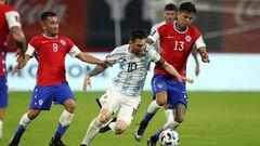 Аргентина – Чилі. Прогноз і анонс на матч Кубку Америки