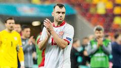 Горан Пандєв забив історичний м'яч Північної Македонії