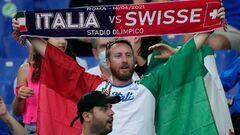 Італія – Швейцарія – 3:0. Текстова трансляція матчу
