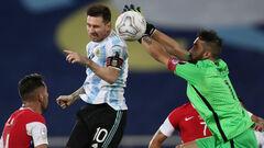 Одного голу Мессі замало: Аргентина зіграла внічию з Чилі на Кубку Америки