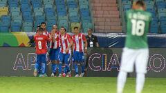 Парагвай в більшості обіграв Болівію на Кубку Америки