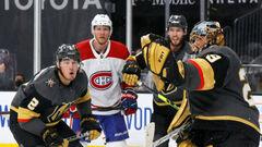 НХЛ. Вегас в первом матче полуфинала разобрался с Монреалем