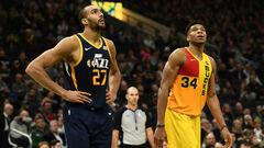 Известны защитные пятерки сезона в НБА