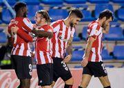 Гранада забила 6 голов, Атлетик выбил команду, обыгравшую Реал с Луниным