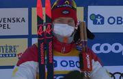 Лыжные гонки. Большунов выиграл разделку в Фалуне