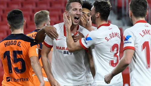 Севилья – Валенсия – 3:0. Видео голов и обзор матча