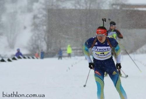 ЧЕ-2021 по биатлону. Стал известен состав Украины на спринты