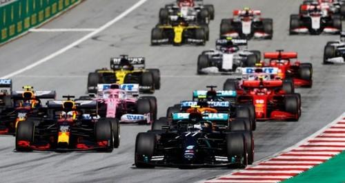 Формула-1 сократила пятничные практики и изменила время старта гонок