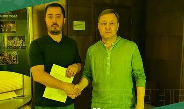 Юрий Калитвинцев – новый главный тренер Полесья