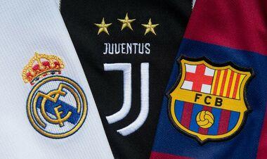 УЄФА повідомила Реалу, Ювентусу і Барселоні, що вони зможуть виступити в ЛЧ