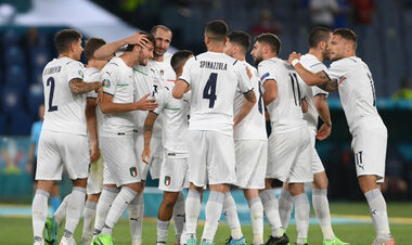 Италия – Швейцария. Прогноз на матч Дмитрия Козьбана