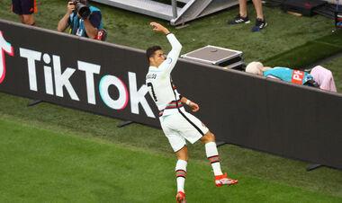Рекорди Роналду, перемога Франції у Мюнхені, Динамо відправило двох у Зорю