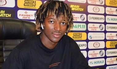 Кане дебютував за збірну Малі