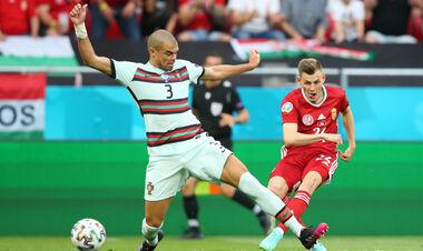 У матчі з Угорщиною у португальців рекорди бив не тільки Роналду