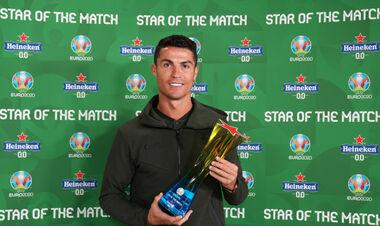 ВИДЕО. Роналду бьет рекорды, у Франции первая победа, ставим на Италию