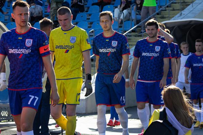 Николаев может отказаться от участия в следующем сезоне Первой лиги