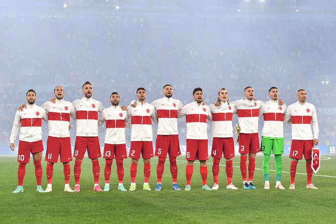 Где смотреть онлайн матч Евро-2020 Турция - Уэльс