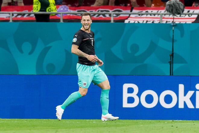 Арнаутович попал в скандал на Евро. УЕФА проводит расследование