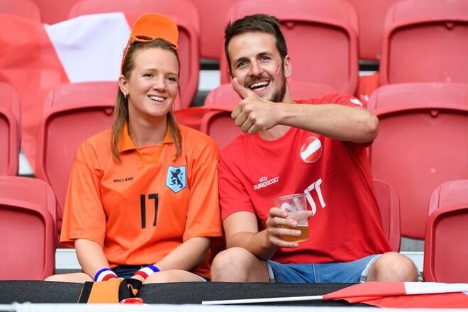 Нідерланди - Австрія – 2:0. Текстова трансляція матчу