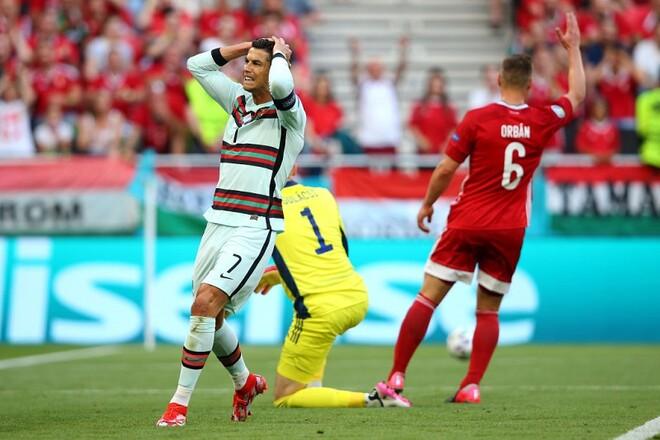 Угорщина - Португалія - 0:3. Відео голів та огляд матчу