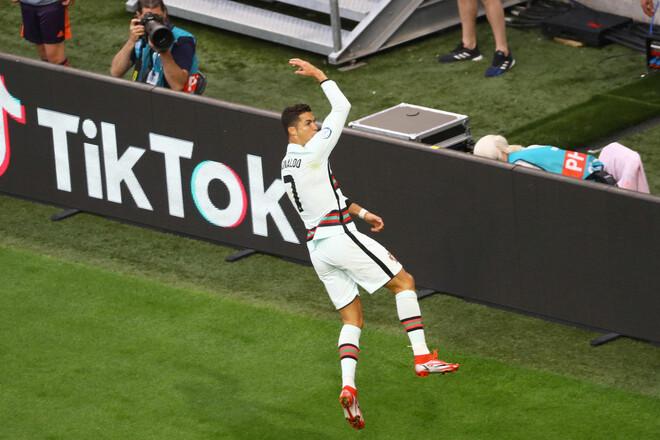 Рекорды Роналду, победа Франции в Мюнхене, Динамо отправило двух в Зарю