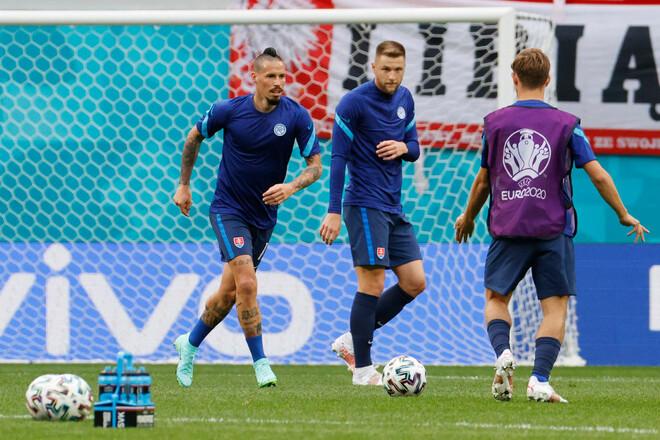Швеция – Словакия. Прогноз и анонс на матч Евро-2020