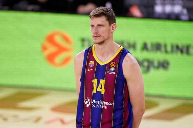 Артем Пустовой стал чемпионом Испании в составе Барселоны