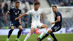 КАРИКАТУРА ДНЯ. Шик забил лучший гол Евро-2020?