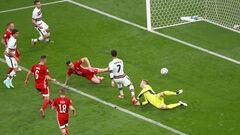 ВИДЕО. Как Роналду сделал дубль в концовке матча против Венгрии