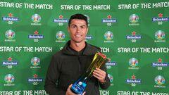 Криштиану Роналду стал лучшим бомбардиром в истории Евро
