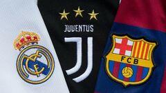 УЕФА сообщила Реалу, Ювентусу и Барселоне, что они смогут выступить в ЛЧ