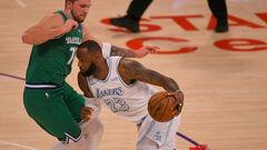 Леброн и Дончич на месте. Объявлены символические сборные НБА