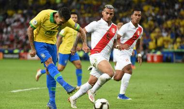 Бразилия – Перу. Прогноз на матч Артема Федецкого